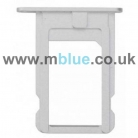 iPhone 5S Silver Sim Tray Holder