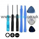 8 in 1 Repair Opening Pry Tools Kit Set for Apple iPhone 4/4s/5