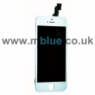 Genuine Apple OEM iPhone 5C LCD Screen & Glass Digitizer Assembly White