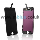 Genuine Apple OEM iPhone 5S LCD Screen & Glass Digitizer Assembly Black