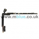 Headphone Jack Flex Cable & Logic Board pre-soldered for Apple iPad 4 3G & WiFi