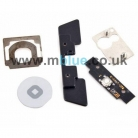 iPad 2 White Home Button Assembly