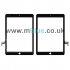 iPad Air Digitizer Glass Black