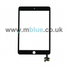 iPad Mini 3 Touch Screen Digitizer with IC Chip - Black
