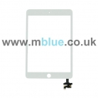 iPad Mini 3 Touch Screen Digitizer with IC Chip - White