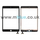 iPad Mini Black Touch Screen Digitizer Front Glass