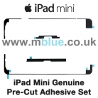 iPad Mini with Retina Display GENUINE Pre-Cut Adhesive Set