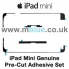iPad Mini with Retina Display GENUINE Pre Cut Adhesive Set