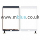iPad Mini White Touch Screen Digitizer Front Glass