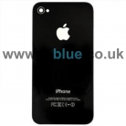iPhone 4G Back Cover Case Black