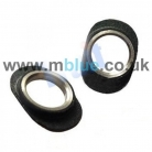iphone 4 earphone chrome ring