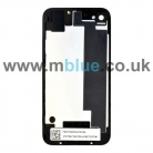 iPhone 4S Glass Back Cover Housing Replacement Frame Black