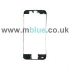 iPhone 5C Front Frame with Hot Glue - Black