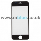 iPhone 5/5C/5S Glass w/OCA Pre Installed   BLACK