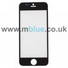 iPhone 5/5C/5S Glass w/OCA Pre Installed   BLACK