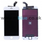 iPhone 6 Plus LCD + Digitiser assembly White