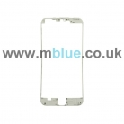 iPhone 6 Front Frame with Hot Glue - White