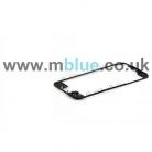 iPhone 5S Front Frame with Hot Glue - Black