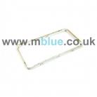 LCD Bezel White Digitizer Frame Mount Bracket Housing For iPhone 4S