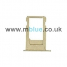 iPhone 6 Nano SIM Card Tray - White/Gold
